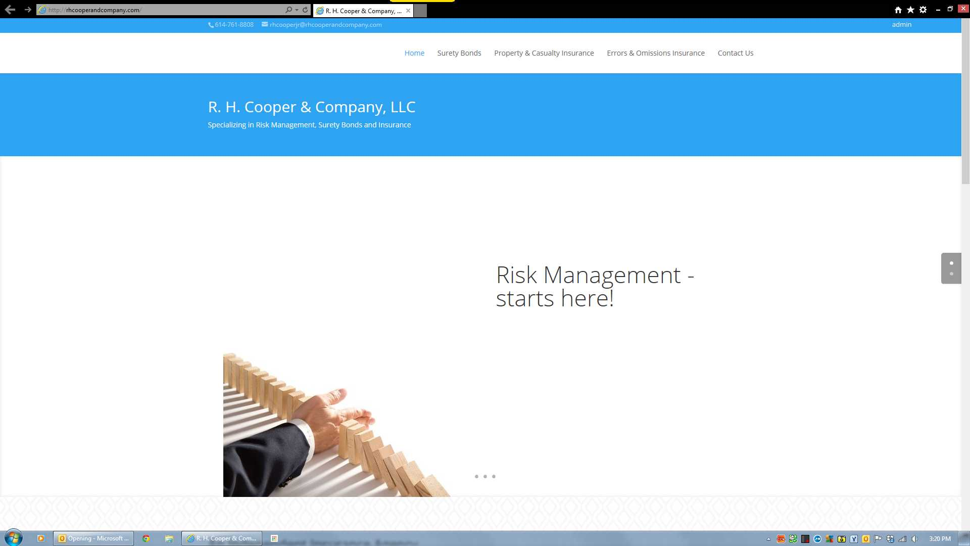 RHCooper and Company