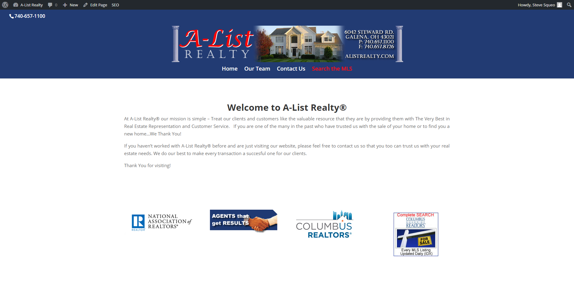 A-List Realty
