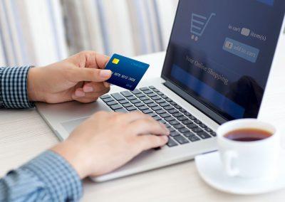 The Offline Work of Online Business