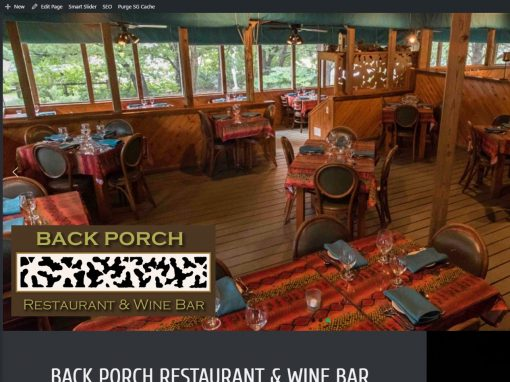 Back Porch Restaurant & Wine Bar