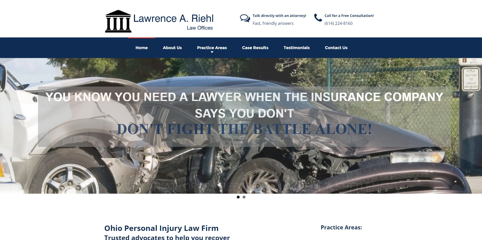 Lawrence A. Riehl Law Offices